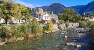 Merano - fiume Passirio