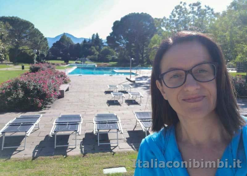 Terme di Merano - piscina esterna