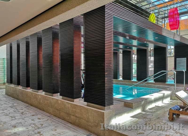 Terme di Merano - piscina interna