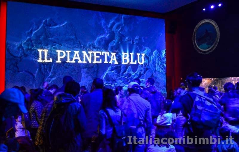 Acquario di Genova - Pianeta Blu