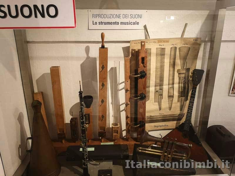 Arezzo - Mumec - il suono