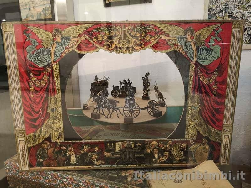 Arezzo - Mumec oggetti precinema