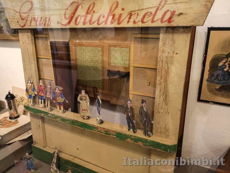 Arezzo - Mumec - teatrino