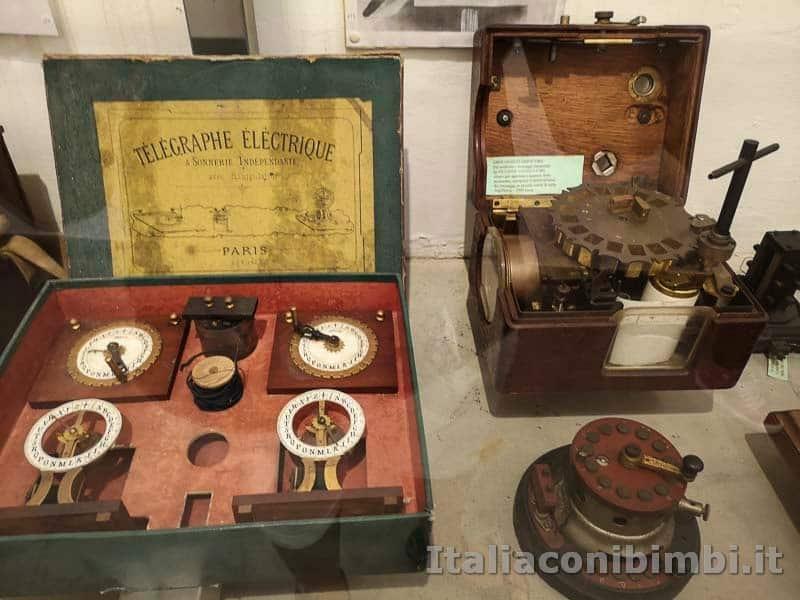 Arezzo - Mumec - telegrafi