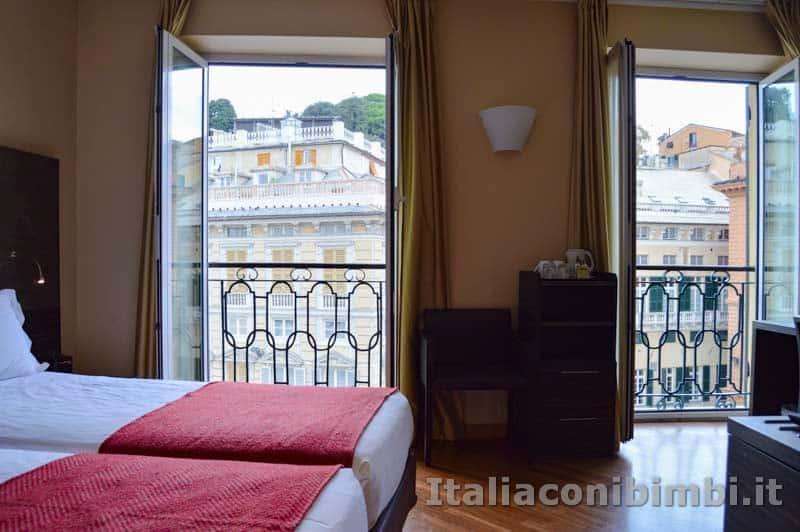 Genova - Camera Hotel Metropoli