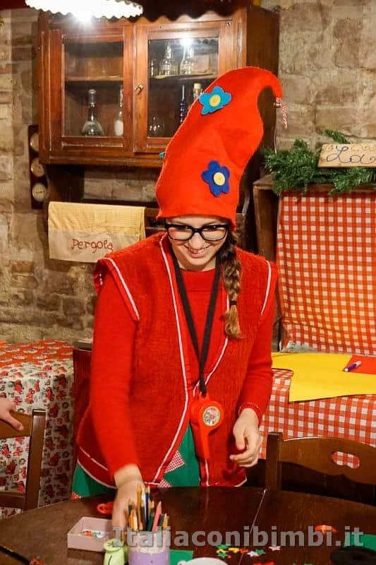Magico Mondo di Babbo Natale - elfa