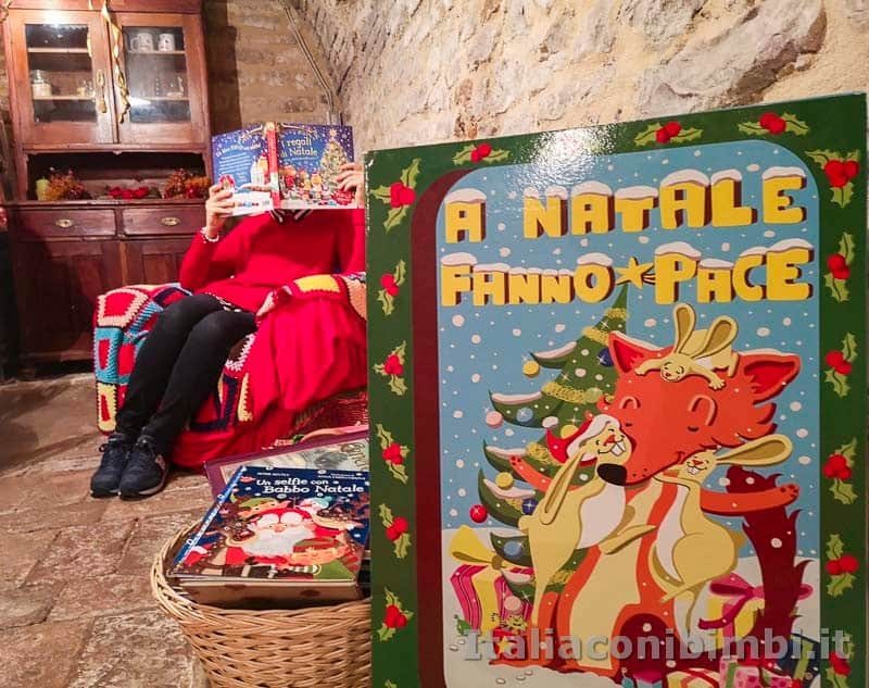 Magico Mondo di Babbo Natale - libri di Natale