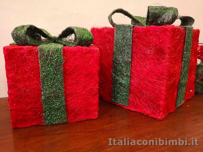 Magico Mondo di Babbo Natale - pacchi dono