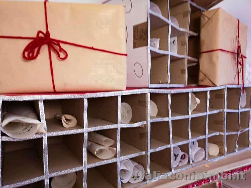 Magico Mondo di Babbo Natale - pacchi postali