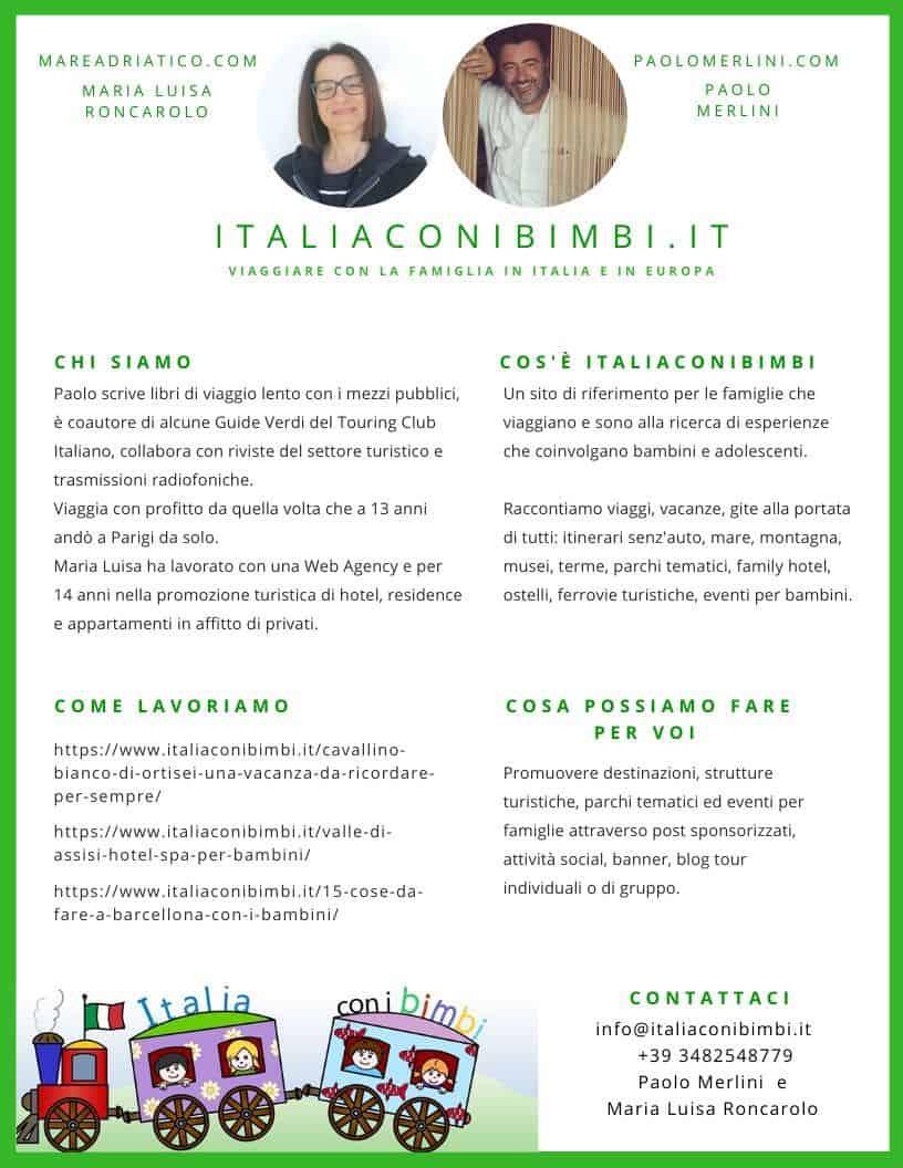 Media Kit Italiaconibimbi.it prima pagina