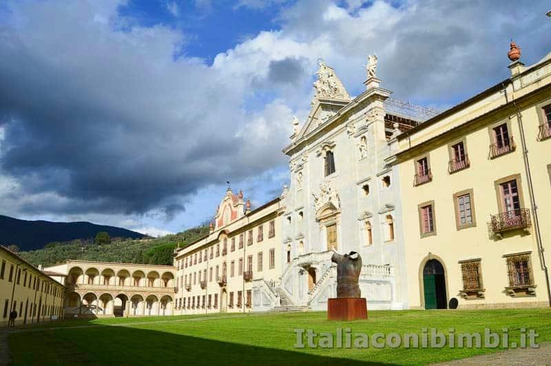 Museo di storia naturale di Pisa - Certosa di Calci