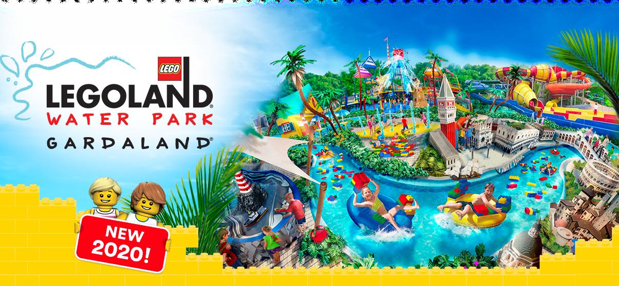 Parco Acquatico Legoland a Gardaland