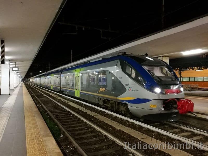 treno regionale di Trenitalia