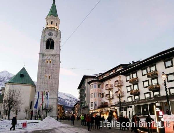 Cortina D'Ampezzo - corso principale