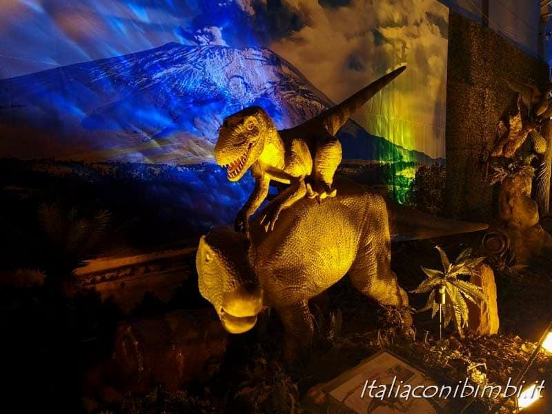 Living Dinosaurs Mostra dei dinosauri Roma - dinosauri