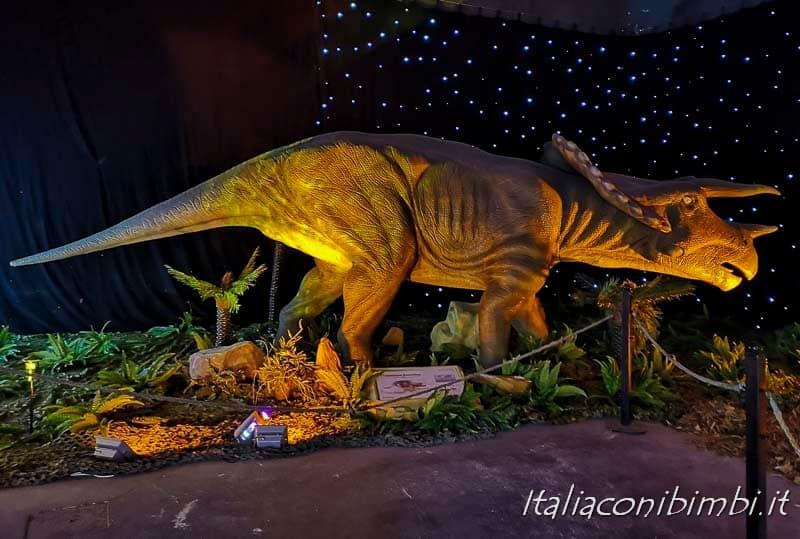Living Dinosaurs Mostra dei dinosauri Roma - dinosauro