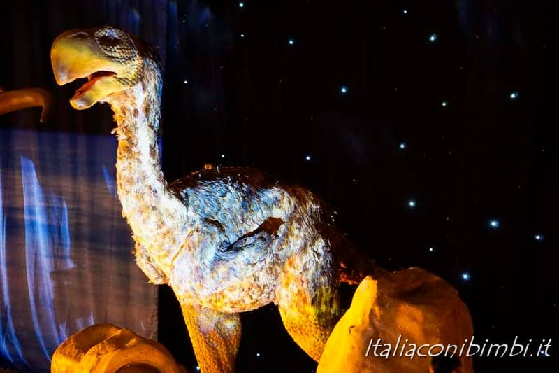 Living-Dinosaurs-Mostra-dei-dinosauri-Roma-uccello