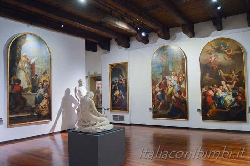 Padova - Musei Civici Eremitani