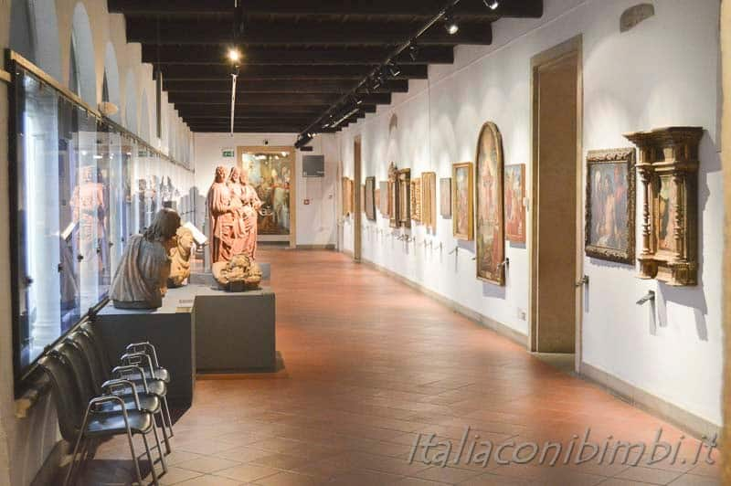 Padova - Musei Eremitani