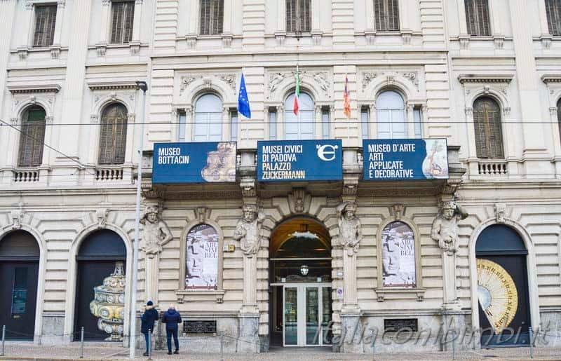 Padova - Palazzo Zuckerman