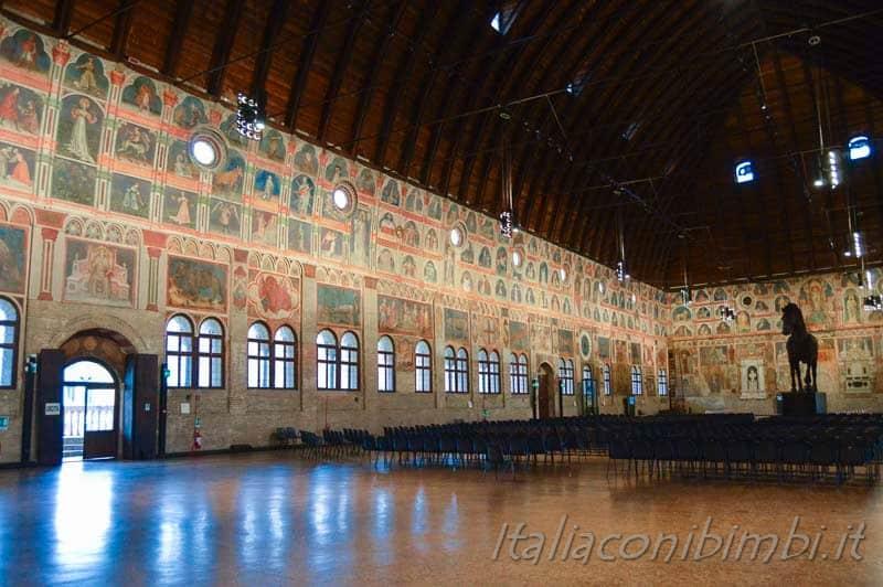 Padova - Palazzo della Ragione