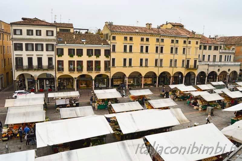 Padova - Piazza delle Erbe