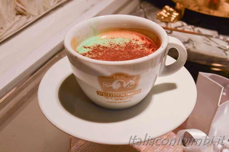 Padova - caffè Pedrocchi alla menta