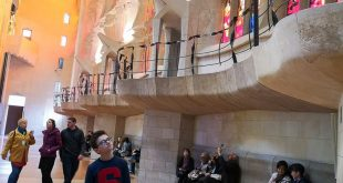 Sagrada Familia - bimbo