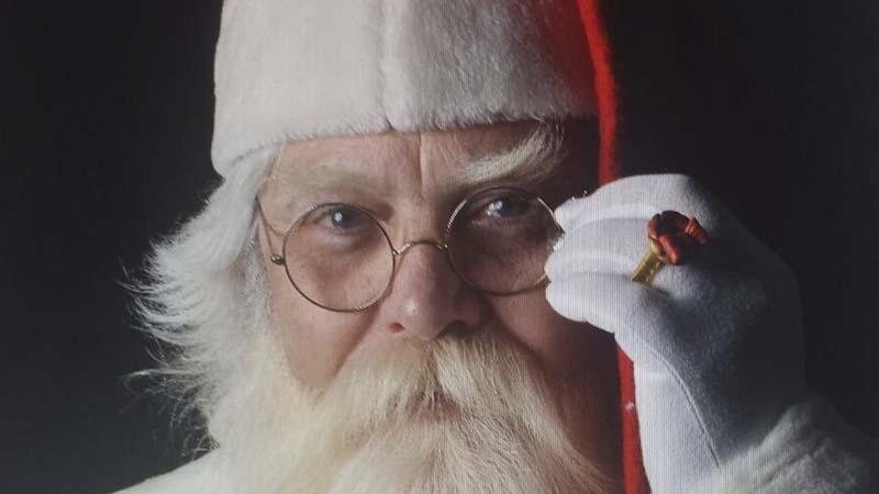 Villaggio di Natale di Finale Ligure - Babbo Natale
