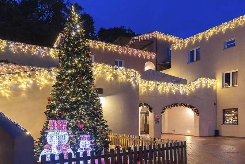 Villaggio di Natale di Finale Ligure - Villaggio di Giuele
