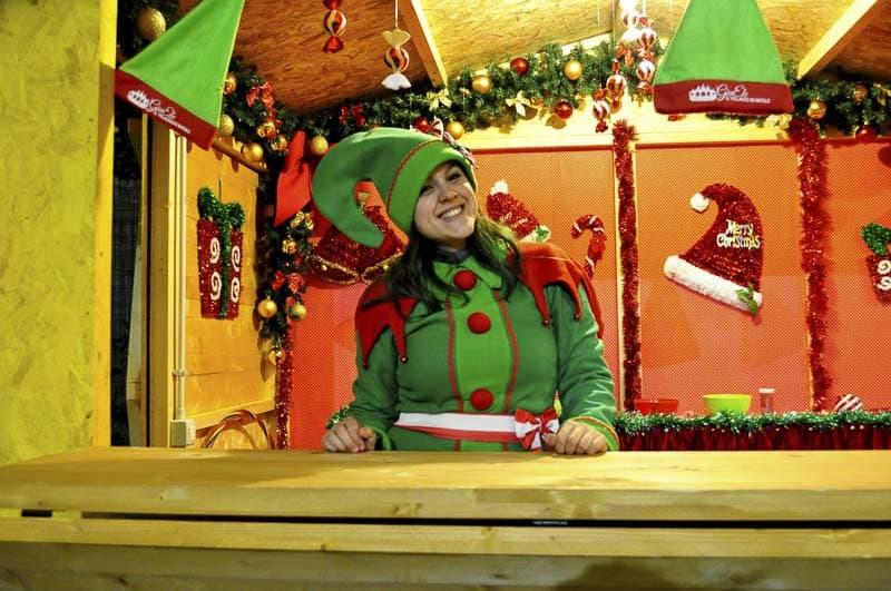Villaggio di Natale di Finale Ligure - elfo