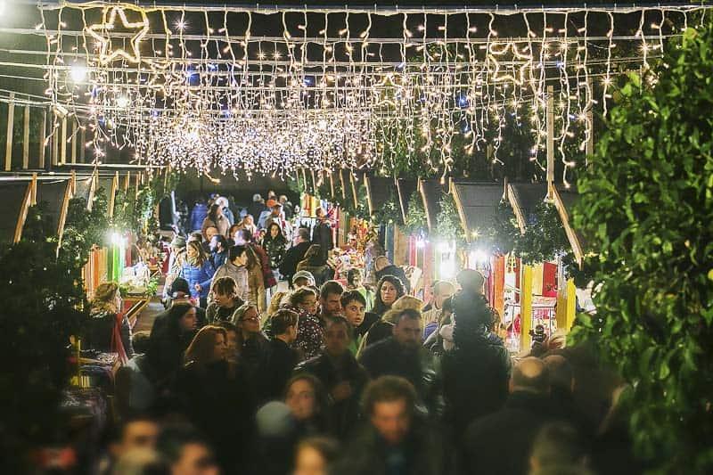Villaggio di Natale di Finale Ligure - mercatino di Natale