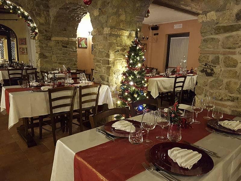 Villaggio di Natale di Finale Ligure - ristorante da Giuele
