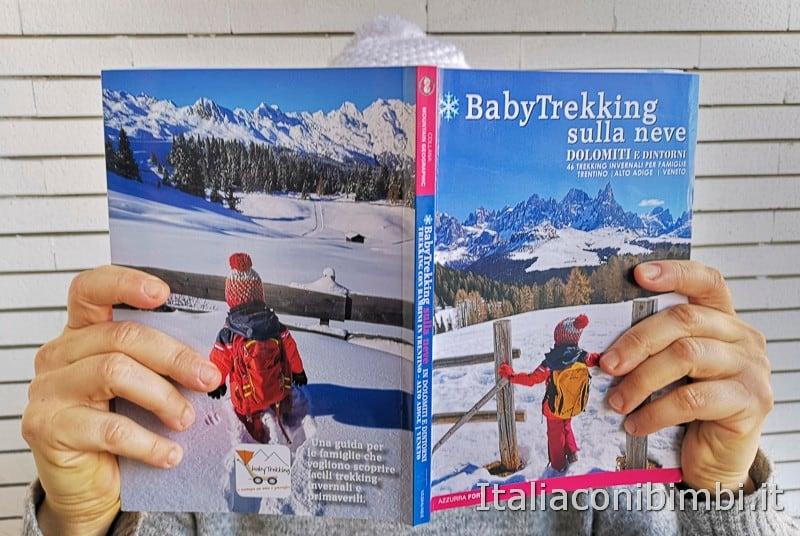 Babytrekking sulla neve - il libro