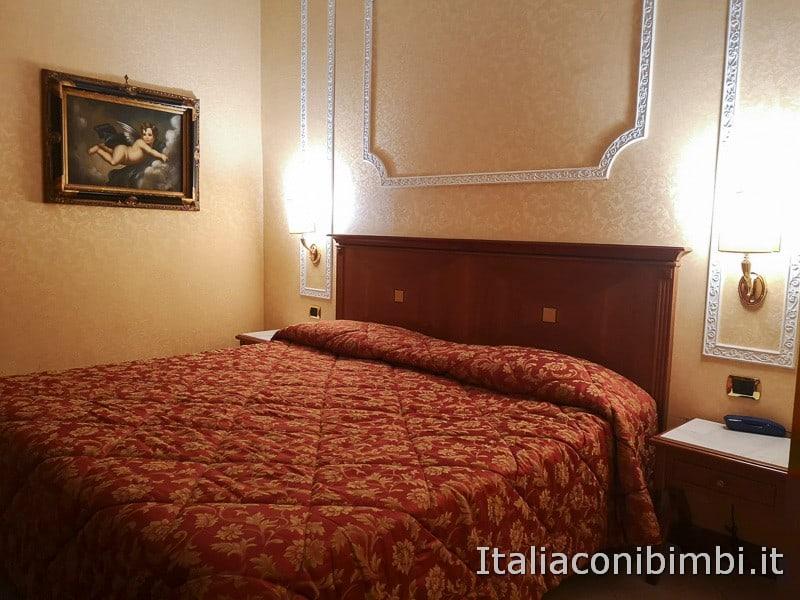 Hotel Amalia Vaticano a Roma - camera quadrupla
