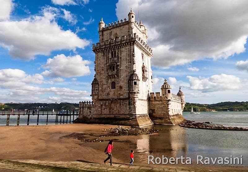 Lisbona -Torre di Belem