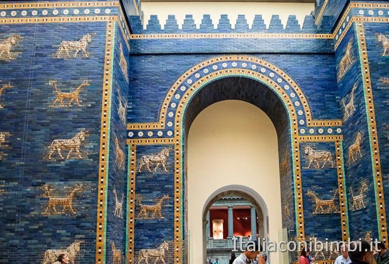 Pergamon Museum Berlino - la porta di Ischtar