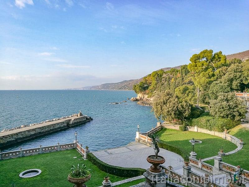 Trieste-parco-del-Castello-di-Miramare