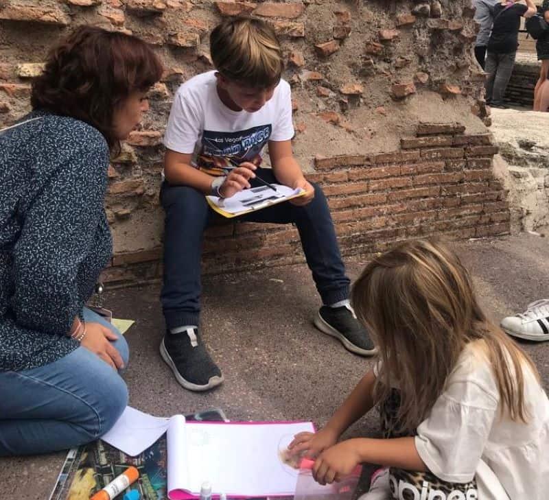 Visite per famiglie al Colosseo
