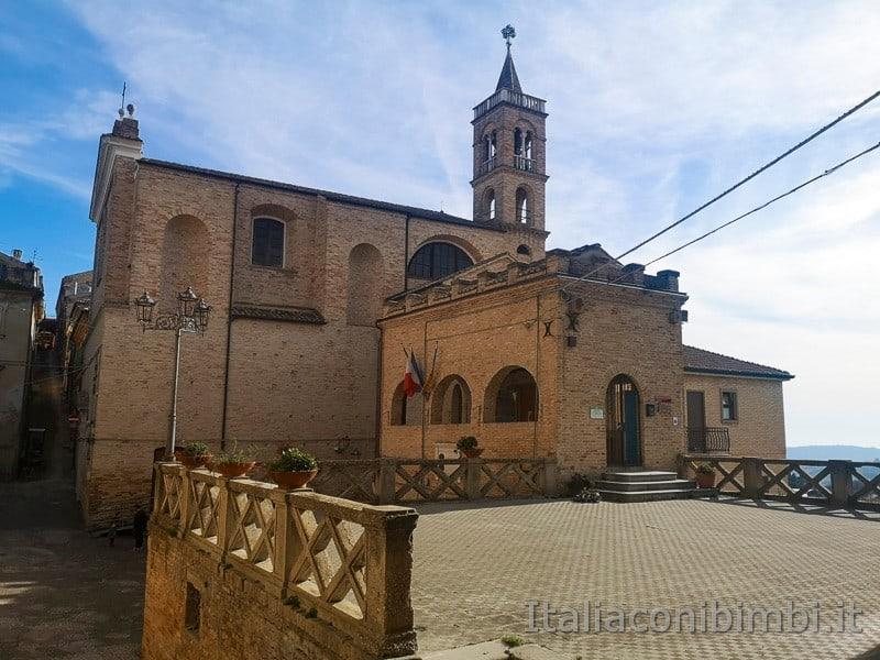 Acquaviva Picena - Chiesa di San Nicolò