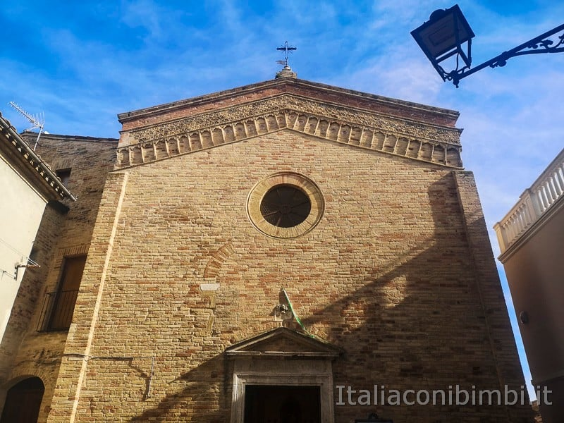 Acquaviva Picena - Chiesa di San Rocco