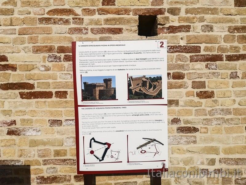 Acquaviva Picena - pannelli multilingua
