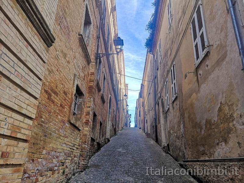 Acquaviva Picena - vicolo