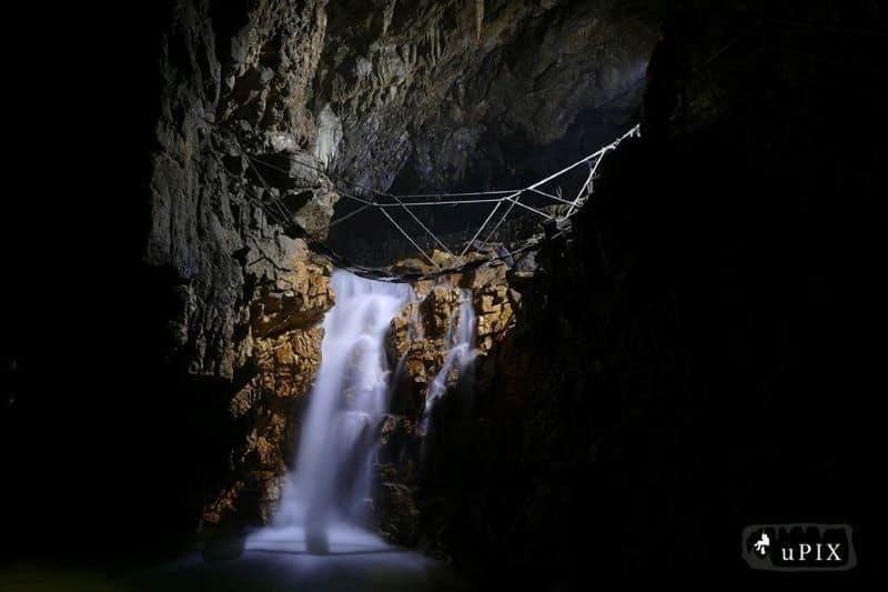 Cascata delle Grotte di Stiffe