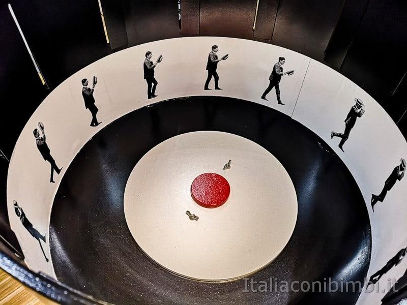 CosmoCaixa museo della scienza di Barcellona - mostra sul cinema