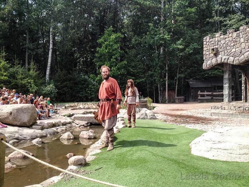 Parco di Pippi Calzelunghe - Ronja la figlia del gigante