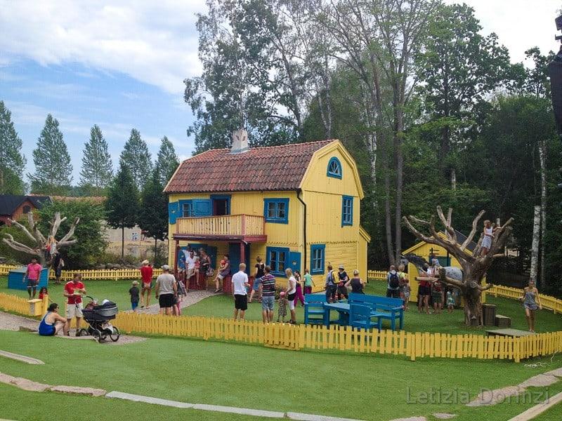 Parco di Pippi Calzelunghe - Villa Villacolle