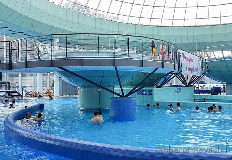 terme Lasko - piscine interne