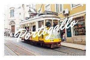 Portogallo - tram di Lisbona