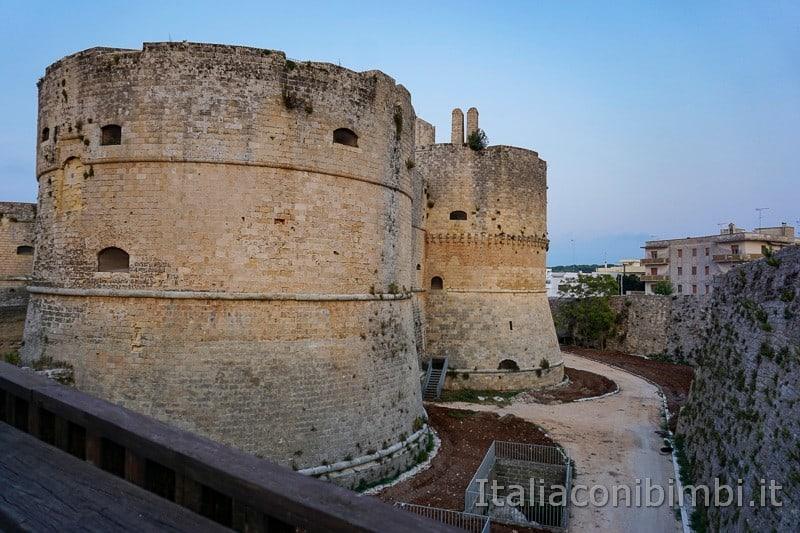 Otranto - Castello aragonese